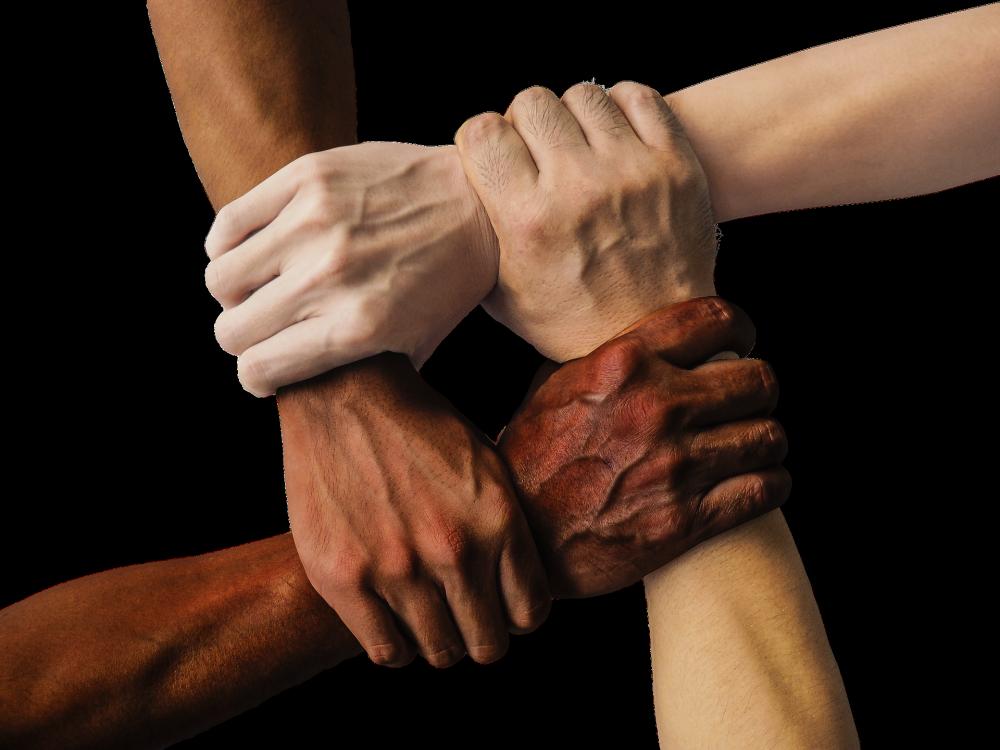main aux aidants